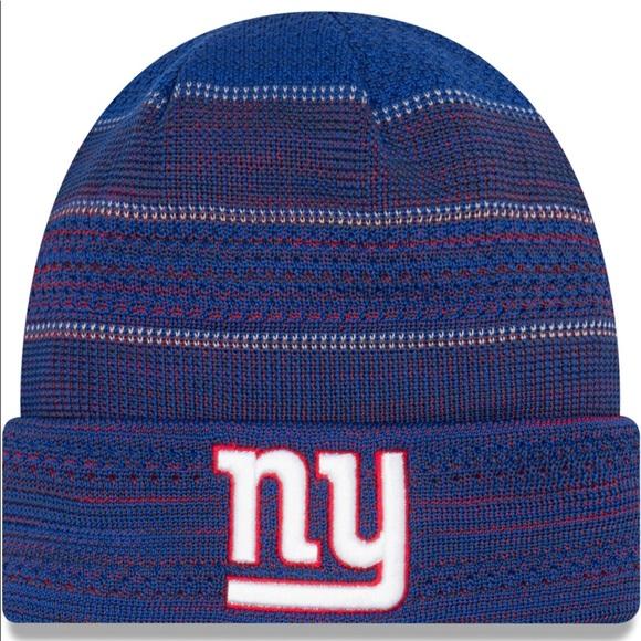 New Era NFL NY Giants FLEECE LINED beanie hat 387d9c5b1